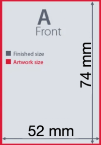 Ukuran Kertas A8
