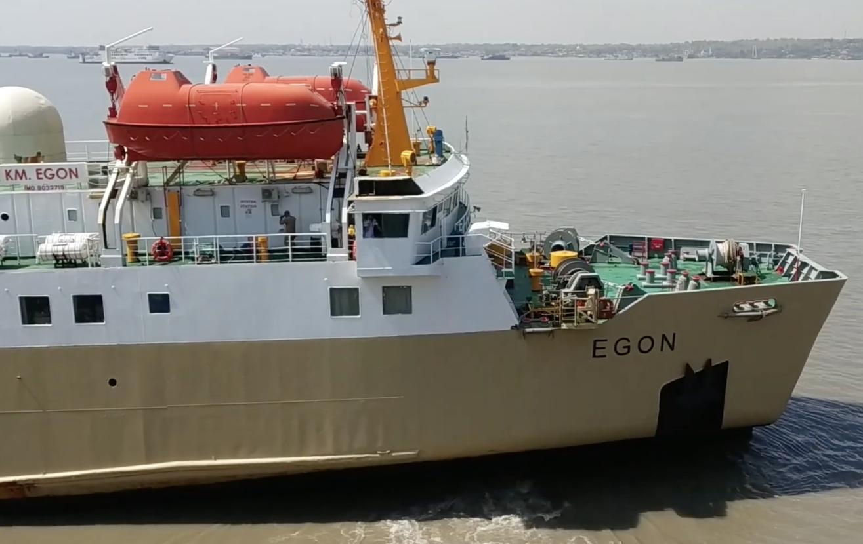 Fasilitas Kapal Egon