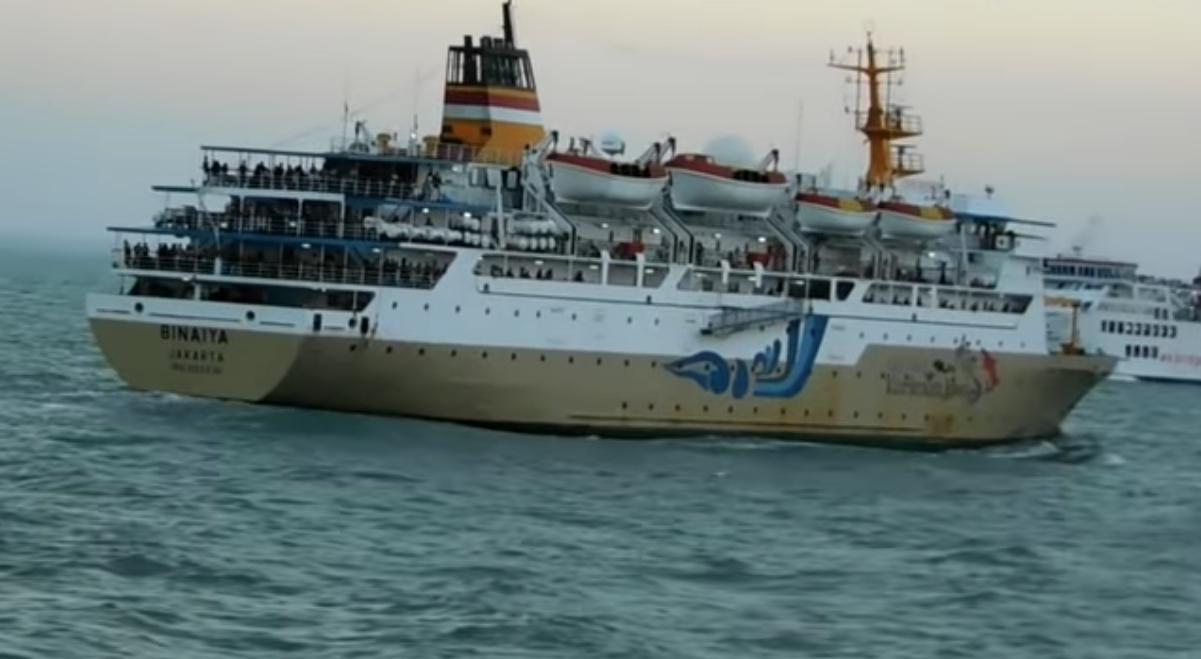 Harga Tiket Kapal Binaiya
