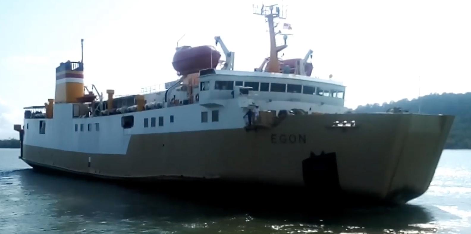 Jadwal Kapal Egon
